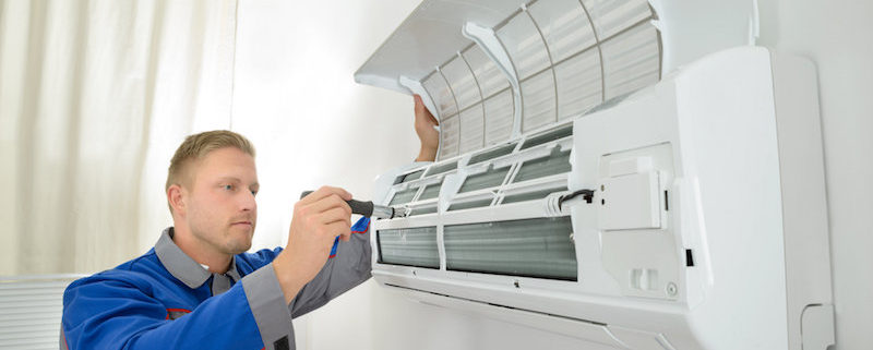 new ductless air conditioner