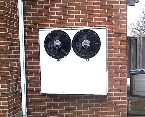 types of heat pumps