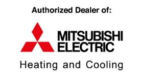 Mitsubishi Ductless Air Conditioners 280 x 150